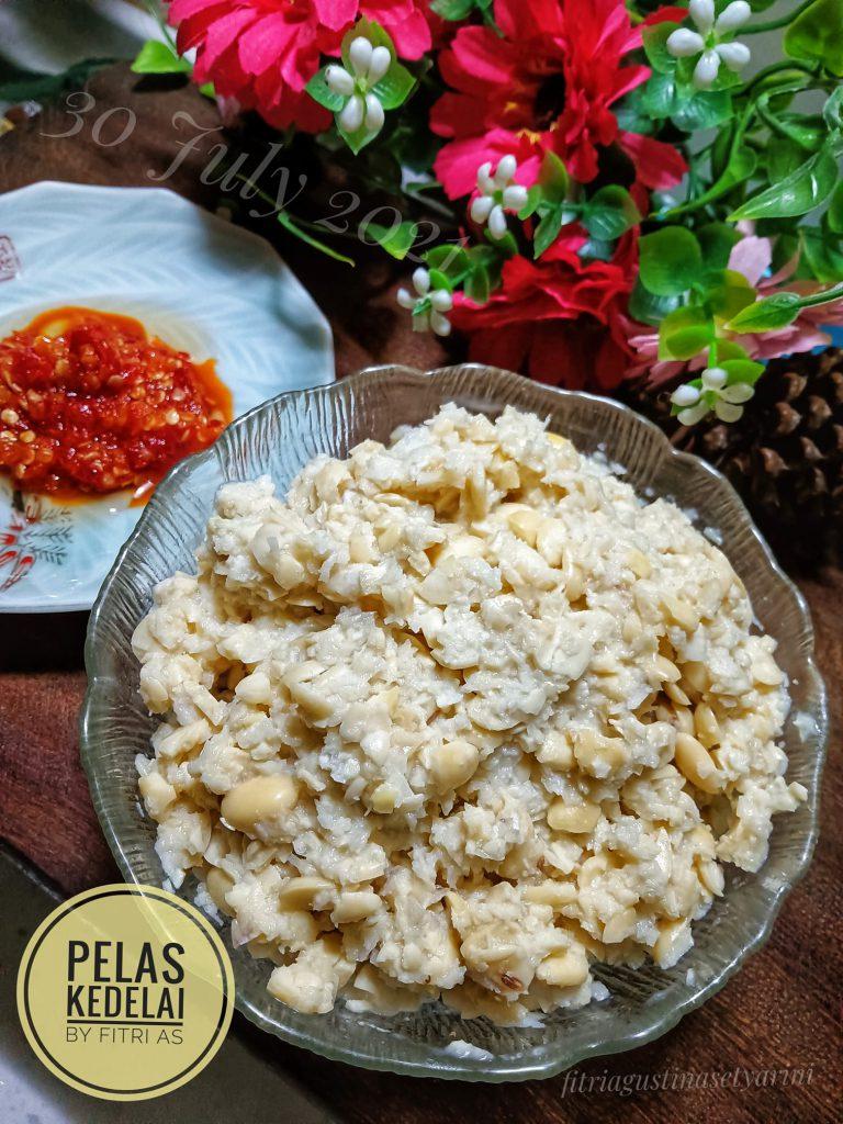 masakan tradisional PELAS KEDELAI by Fitri Agustina Setyarini