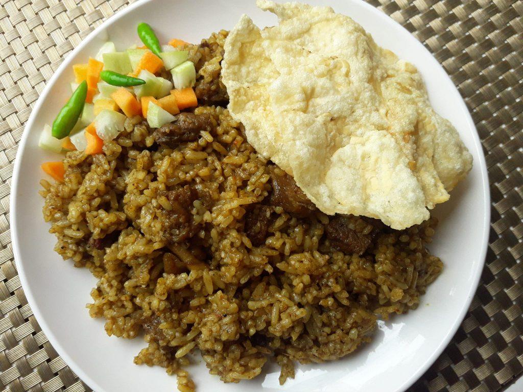 resep Nasi Goreng Kambing ala Kebon Sirih by Nia Nopralena 1