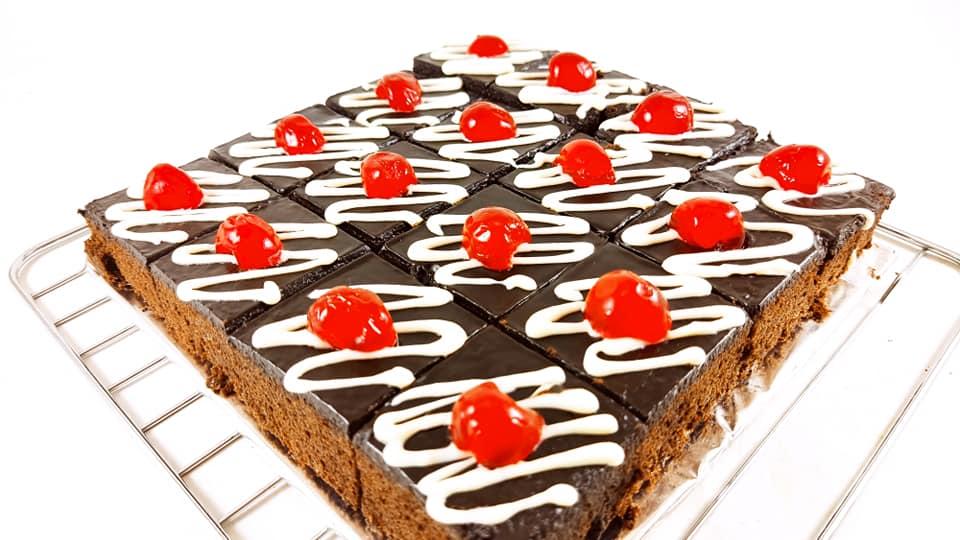 resep brownies panggang terenak by Syamsiroh Difah 1