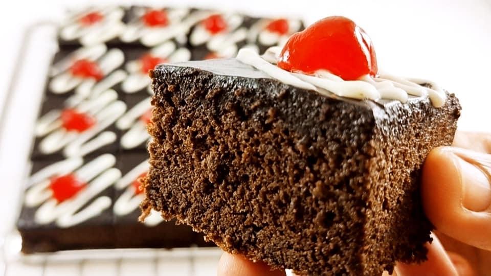 resep brownies panggang terenak by Syamsiroh Difah 3