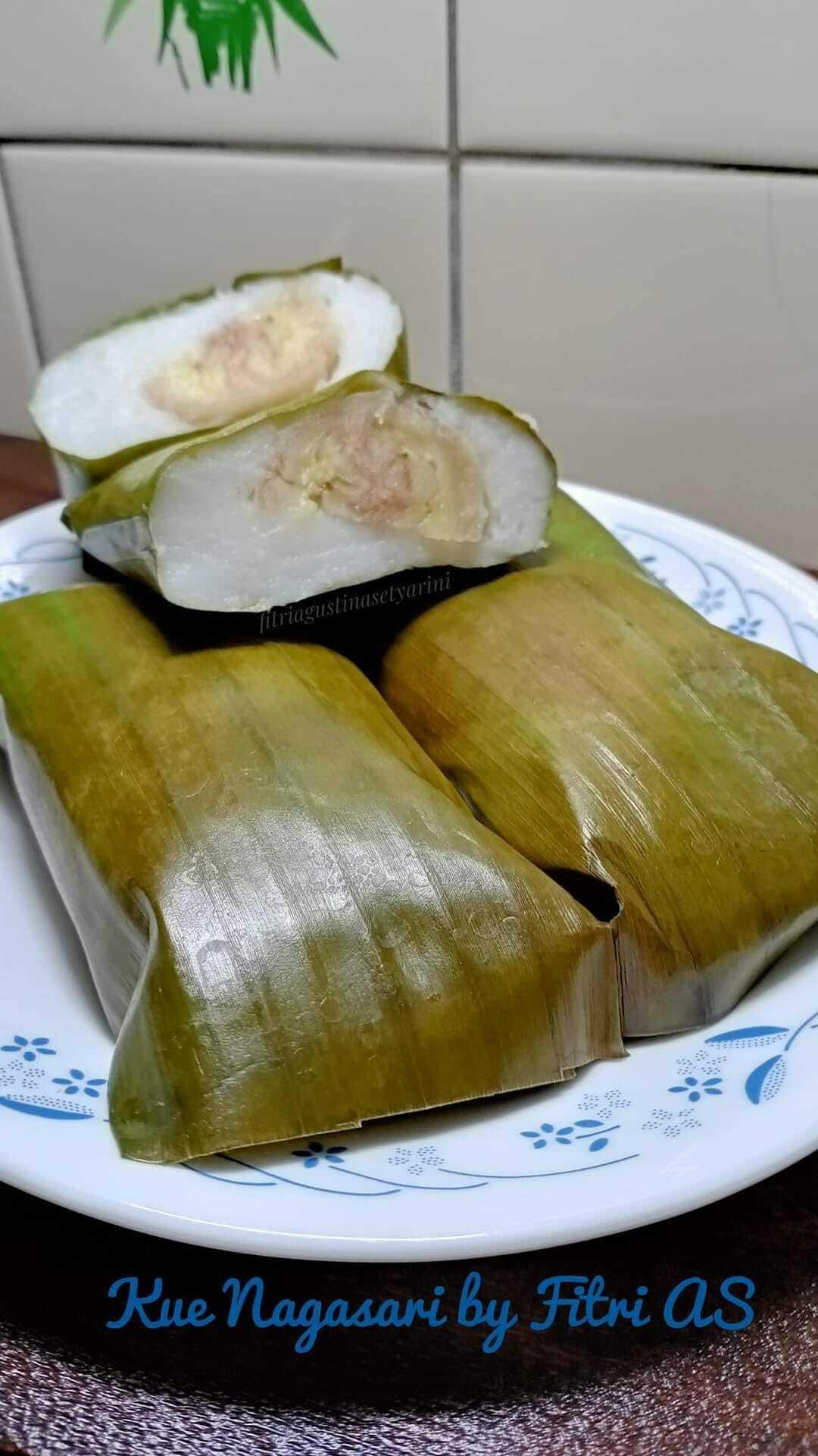 snack jadul NAGASARI by Fitri Agustina Setyarini