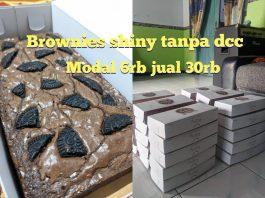 resep brownies shiny versi ekonomis by Cintya Putri